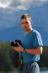 Václav Bacovský, fotograf